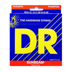 DR RCA-13 Sunbeam Acoustic Guitar Strings .013-.056