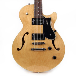 Godin Montreal Premiere Semi-Hollow Body B Stock Electric Guitar in Natural