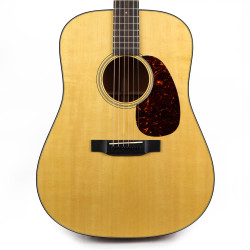 2012 Martin D-18 Factory Prototype Acoustic Guitar in Natural