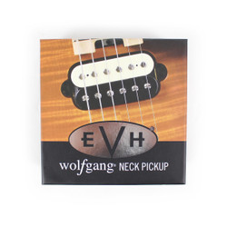 EVH Wolfgang Neck Humbucker Pickup in Black & White