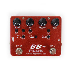 Xotic Effects BB Plus Preamp Pedal