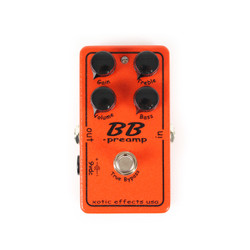 Xotic Effects BB Preamp Overdrive/Boost Pedal