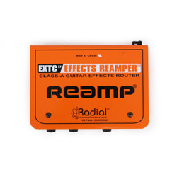 Radial Engineering EXTC-SA Guitar Effects Reamper Interface