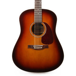 Seagull Entourage Rustic Dreadnought Acoustic Guitar in Rustic Burst