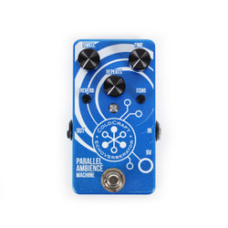 Coldcraft Effects EchoVerberator Parallel Echo & Reverb Pedal