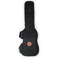 Cream City Music EM8S-CCM Embroidered Bass Guitar Deluxe Gigbag by Levy's