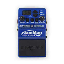 DigiTech JamMan Solo XT Looper Pedal with Jam Sync & USB Output
