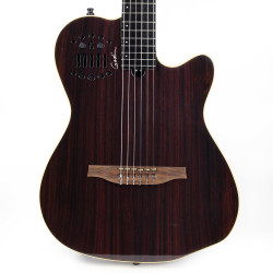 Godin ACS-SA Nylon Rosewood Top Acoustic Electric Guitar B-Stock in Natural High Gloss Serial: 14124127