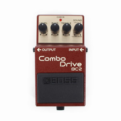 Boss BC-2 Combo Drive British Overdrive Pedal
