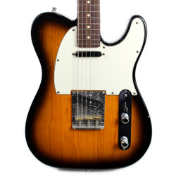 2006 Fender American Series Telecaster Electric Guitar Sunburst