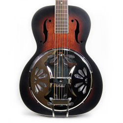 Gretsch G9220 Bobtail Round-Neck Resonator Acoustic Electric Guitar