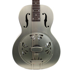 Gretsch G9201 Honey Dipper Round-Neck Metal Resonator Acoustic Guitar