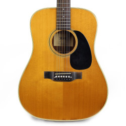 Used Sigma DR12-7 Dreadnought 12-String Acoustic Guitar in Natural