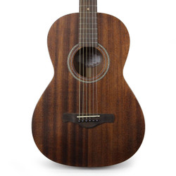 Ibanez AVN2OPN Artwood Open Pore Parlor Acoustic Guitar