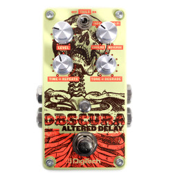 Digitech Obscura Altered Delay Guitar Pedal