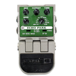 Used Line 6 Echo Park Guitar Pedal