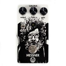 Walrus Audio Messner Transparent Overdrive Guitar Pedal