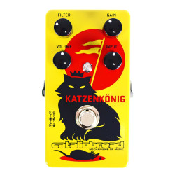 Catalinbread Katzenkonig Distortion Fuzz Guitar Pedal
