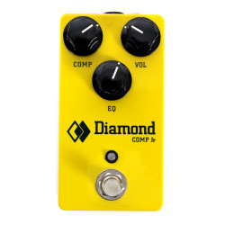 Diamond Effects Comp Jr. Compressor Guitar Pedal