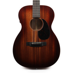 Martin 00-15E Retro Mahogany Parlor Acoustic-Electric Guitar