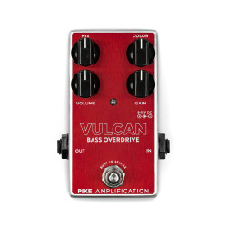 Pike Amplification Vulcan Bass Overdrive Pedal