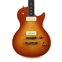 Godin Summit Classic CT P-90 Electric Guitar in Crème Brulee HG B-Stock