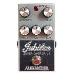 Alexander Pedals Jubilee Overdrive Guitar Pedal
