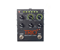 DigiTech Trio+ Band Creator and Looper Guitar Pedal