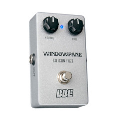 BBE Windowpane Silicon Fuzz Guitar Pedal