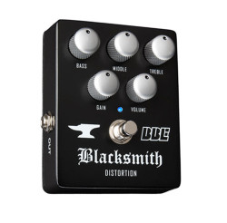 BBE Blacksmith Distortion Guitar Pedal