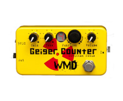 WMD Devices Geiger Counter Civilian Issue Guitar Pedal