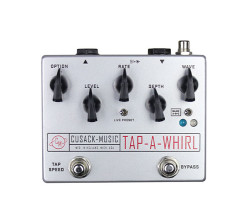 Cusack Music Tap-A-Whirl Tremolo Guitar Pedal