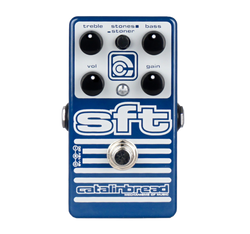 Catalinbread SFT V2 Overdrive Guitar Pedal