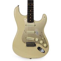 "Fender Custom Shop Limited Edition '50s Stratocaster Rosewood Neck ""JRN DSD"" in Desert Sand"