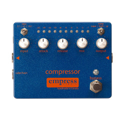 Empress Effects Compressor Guitar Pedal