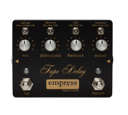 Empress Effects Tape Delay Guitar Effect Pedal