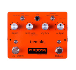 Empress Effects Tremolo 2 Guitar Pedal
