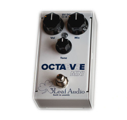 3Leaf Audio Octabvre Mini Octave Guitar Pedal
