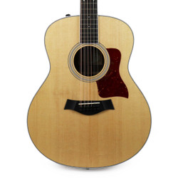 Taylor 458e Grand Orchestra 12-String Acoustic-Electric Guitar in Natural