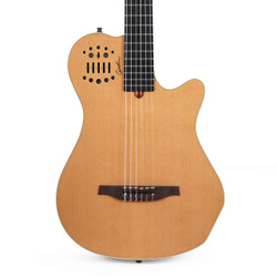 Godin Multiac Grand Concert SA Nylon Acoustic Electric Classical Guitar in Natural