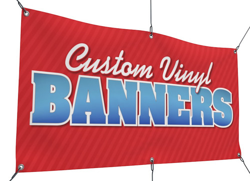 Printing Custom Vinyl Banners at DPSBanners.com is cheap, quality and fast.