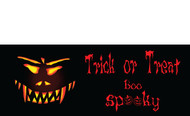 Halloween Banners - Vinyl Signs Style 1000