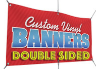 Double Sided Vinyl Banner Printing