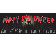 Halloween Banners - Vinyl Signs Style 1300