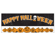 Halloween Banners - Vinyl Signs Style 1400