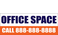 Office Space Banners Signs 1000