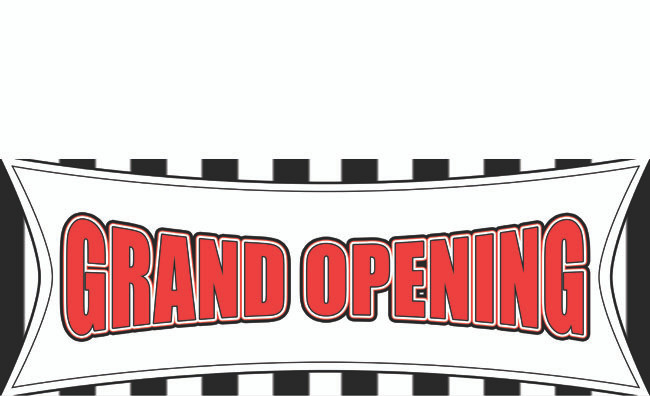 Grand Opening Banners Signs Design Id 3000 Dpsbanners Com