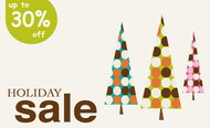 Holiday Sale Posters Style 1700