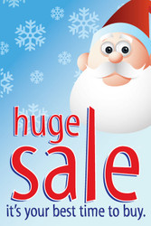 Holiday Sale Posters Style3200