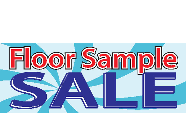 Floor Sample Sale Banner Design Id 1000
